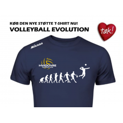 HVK Støtte t-shirt