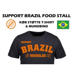 SUPPORT BRAZIL T-SHIRT
